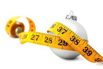 como ponerte en forma después de navidad