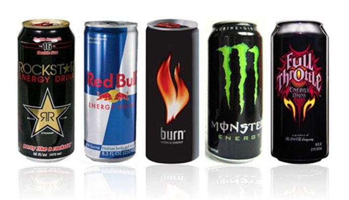 El daño que provocan las bebidas energéticas