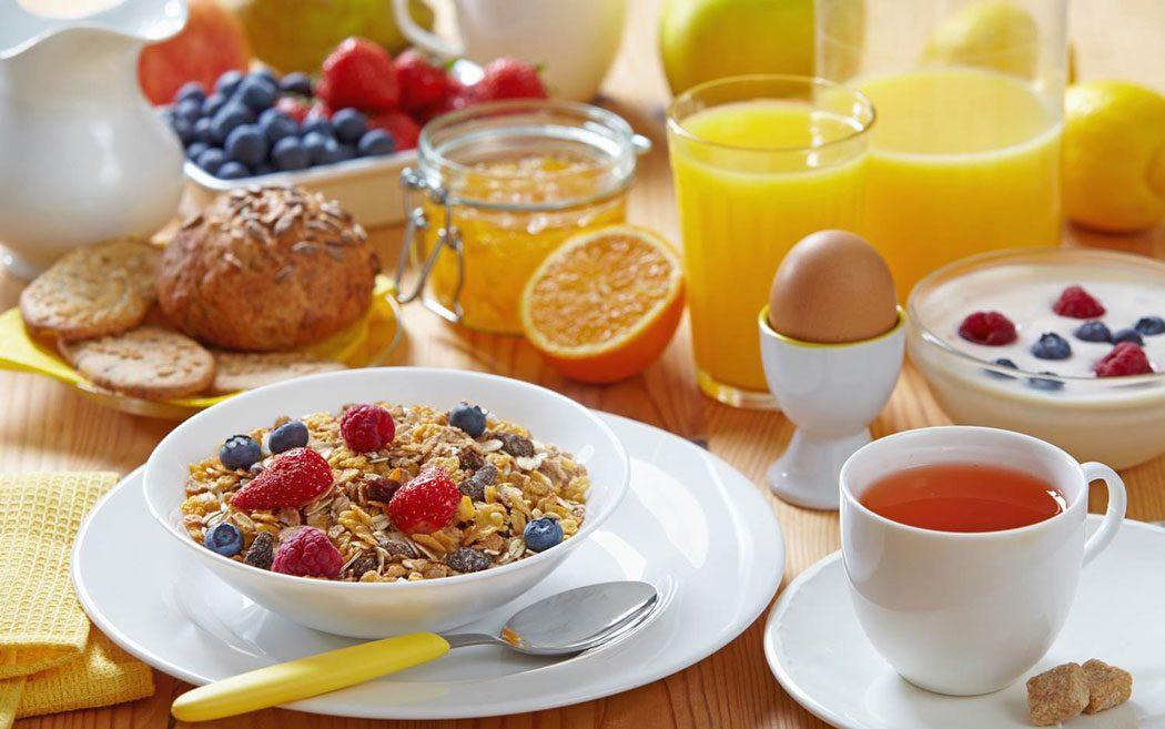 Desayuno ideal para ganar masa muscular