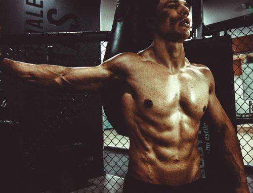 Cuerpo natural versus cuerpo con esteroides