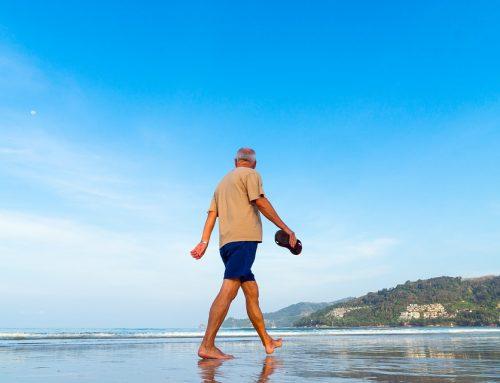 5 ejercicios para fortalecer las piernas en personas mayores